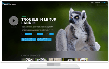 Watch Earth-Touch Premium on your TV