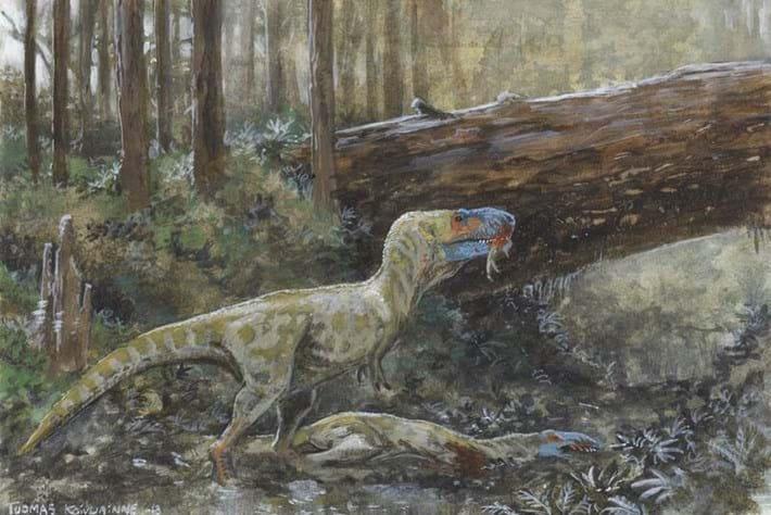 Tyrannosaurus Cannibals 2 2015 04 09
