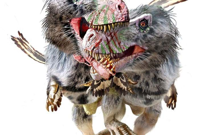 Tyrannosaurus Cannibals 2015 04 09