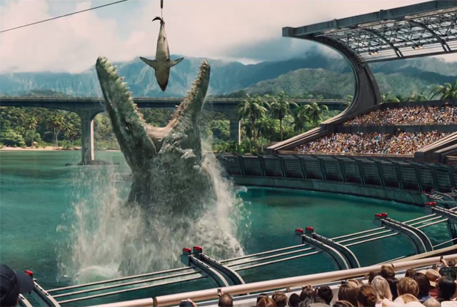 9 Facts About The Coolest Creature In Jurassic World