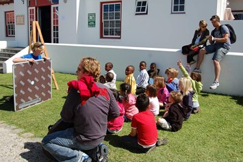 Michelle Jewell-Leading-educational-talks-at-Hermanus-Whale-Festival-(c)-DICT-2015-7-4