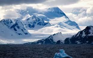 Antarctica, the frozen continent