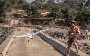 Conservation drones: Eyes in the sky to save rhinos