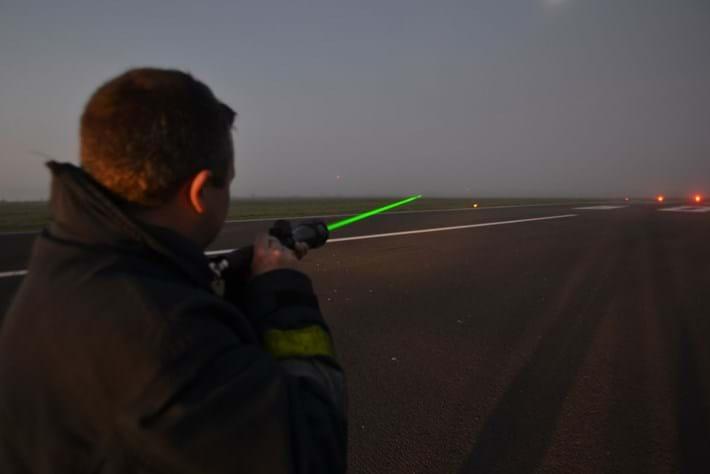 UK airport gets Star Wars-inspired 'lightsaber laser' to prevent bird strikes