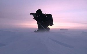 Watch: Photographer braves the unforgiving Arctic to document its wild landscapes