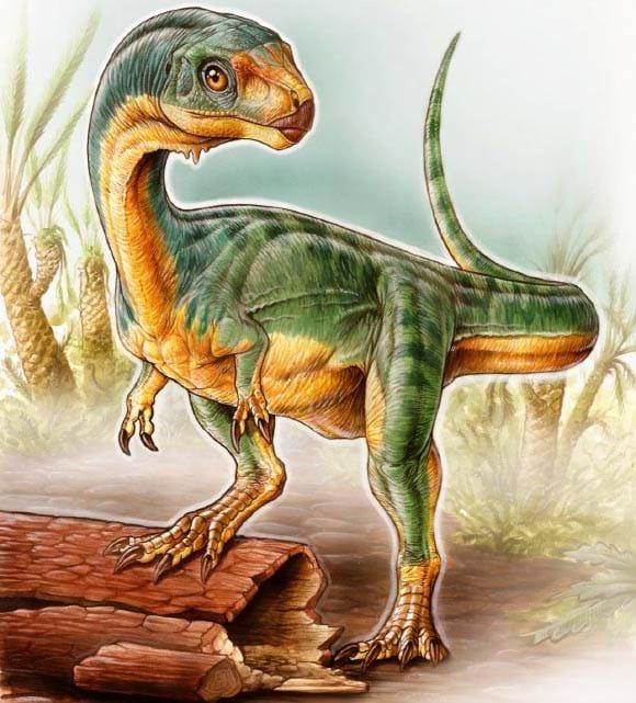 Chileaurus Gabriel Lio 2015 12 29