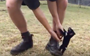 Your adorable puppy has nothing on this tiny sprinting Tasmanian devil (VIDEO)