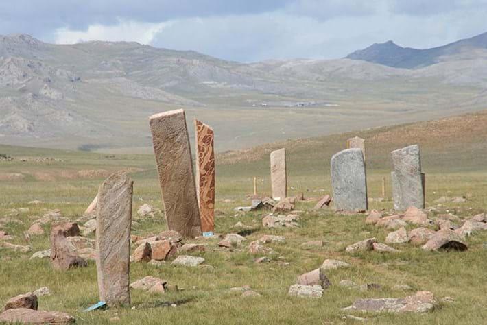 Reindeer Stones