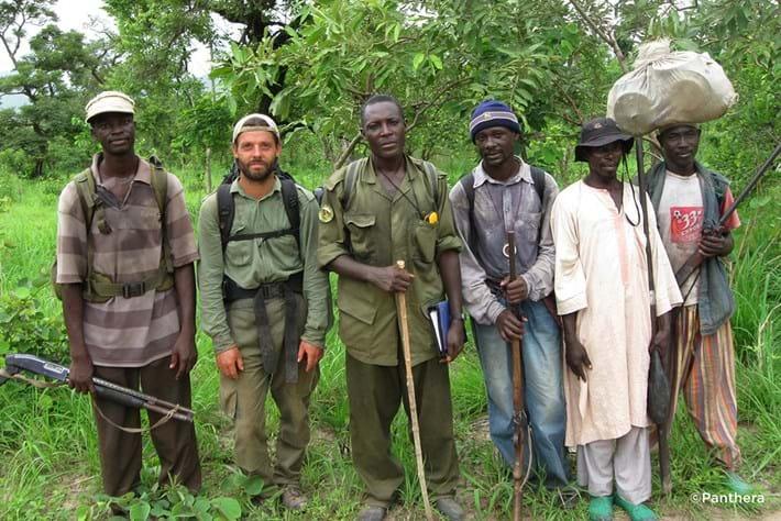 West African Lion Survey Team