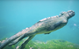 Take a dive with a real-life Godzilla (VIDEO)