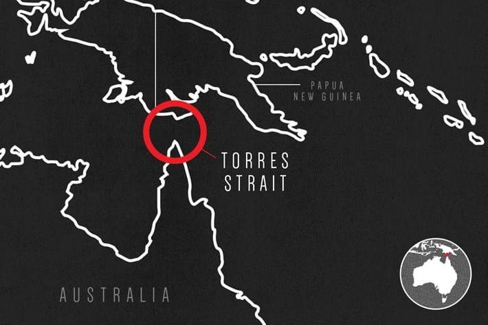 Torres Strait Map 2016 06 15