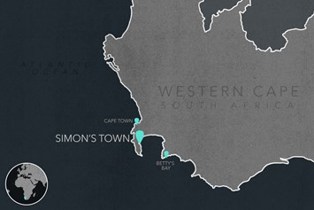 Simons Town Map 2016 07 06