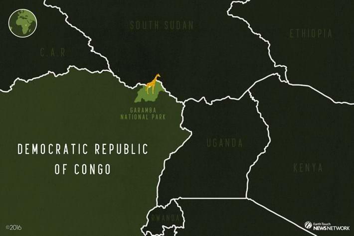 Garamba Map 2016 08 18