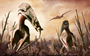 Prehistoric Romania's top predator had wings – but it stalked dinosaurs on the ground