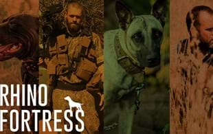 Rhino Fortress: Shadowing an anti-poaching dog unit in South Africa