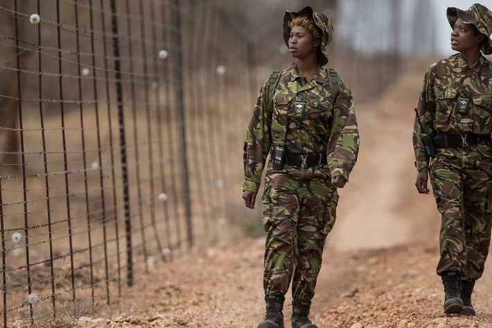 """Spend some time with the """"Black Mambas"""": South Africa's first all-female anti-poaching unit"""