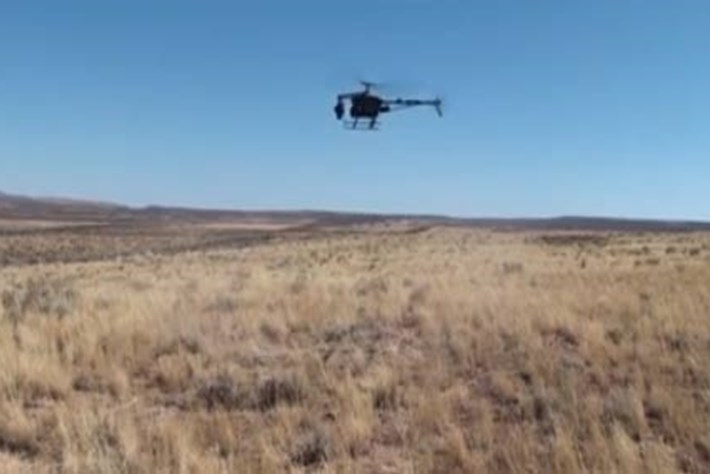 Conservation Drones 10 04 2014