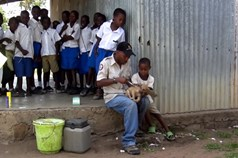 Rabies Vaccination Drive Africa 2014 07 02