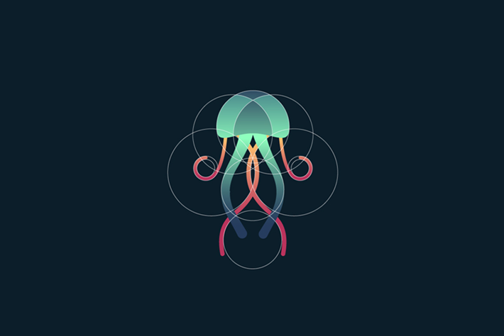Jellyfish Logo Circles Tom Anders Watkins 2014 16 07