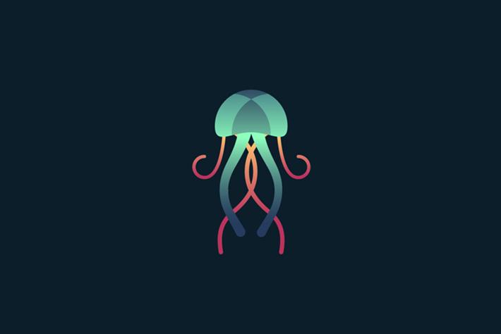Jellyfish Logo Tom Anders Watkins 2014 16 07