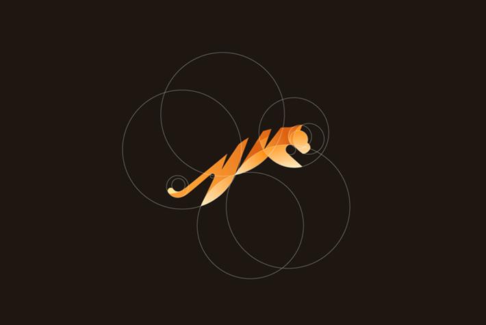 Tiger Logo Circles Tom Anders Watkins 2014 16 07