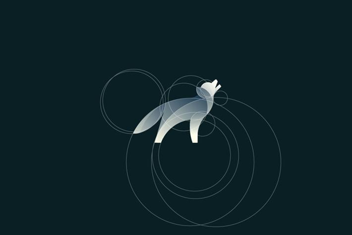 Wolf Logo Circles Tom Anders Watkins 2014 16 07