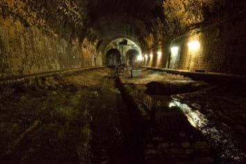 London Tunnels Crossrail 2014 07 29