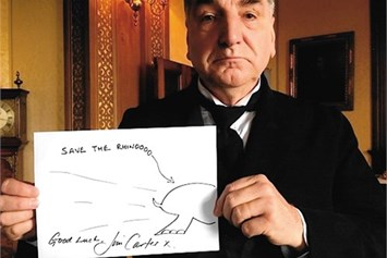 Jim Carter Mr Carson