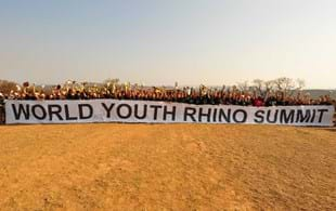 The First-Ever World Youth Rhino Summit