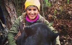 Oh, look … we're vilifying another female hunter in the name of conservation