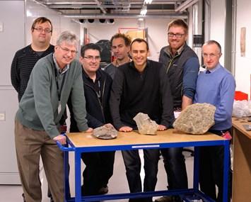 Ichthyosaur -fossils -team _2015_01_12