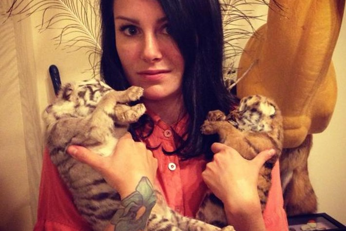 The Wild Life Allis Markham tigers 2015-02-23